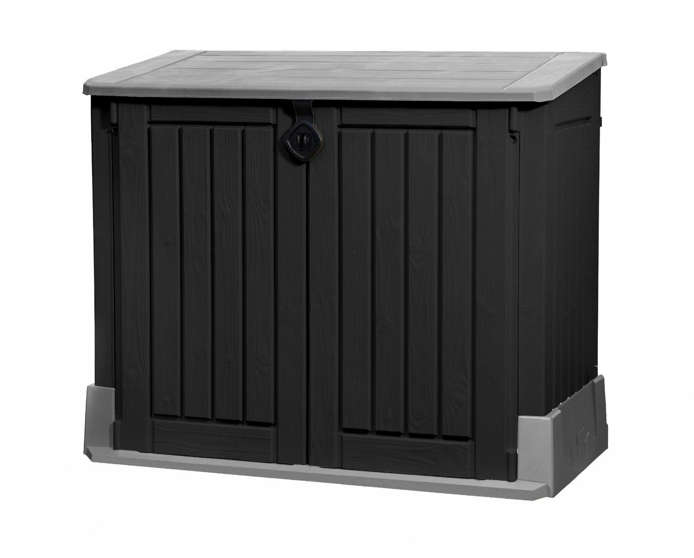 ᐅ Keter Mulltonnenbox Kunststoff Top 5 Mulltonnenverkleidungen